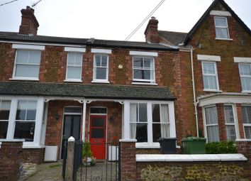 Thumbnail 2 bedroom terraced house for sale in Victoria Avenue, Hunstanton