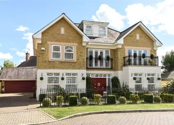 Thumbnail 5 bed detached house to rent in Drifters Drive, Deepcut, Camberley, Surrey