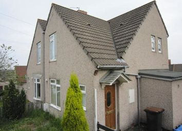 Thumbnail 2 bed semi-detached house to rent in Jubilee Crescent, Sherburn Hill, Durham