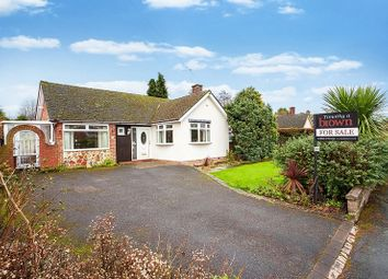 Thumbnail 3 bed bungalow to rent in Birch Road, Congleton