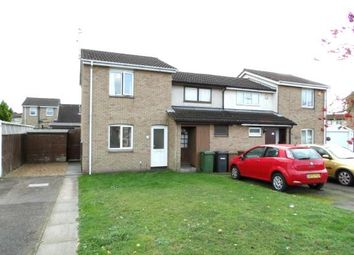 Thumbnail 2 bed semi-detached house for sale in Welland Road, Dogsthorpe, Peterborough, Cambridgeshire