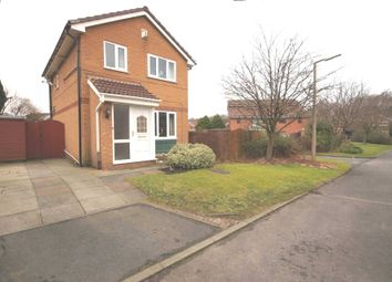 Thumbnail 3 bedroom detached house for sale in Pailton Close, Lostock, Bolton