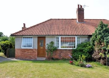 Thumbnail 2 bed semi-detached bungalow for sale in N E R Cottage Homes, Great Corby