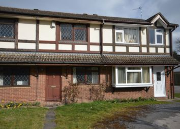 Thumbnail 2 bed terraced house for sale in Furrows Close, Littlethorpe, Leicester