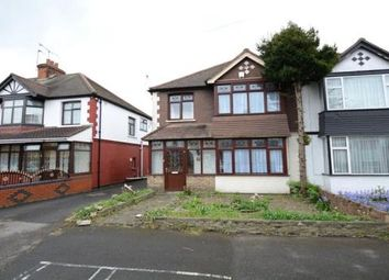 Thumbnail 3 bed semi-detached house for sale in Chalfont Road, Hayes
