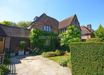 Thumbnail 4 bed detached house for sale in Meadway Close, London