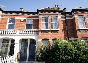 Thumbnail 3 bed flat to rent in Shandon Road, London