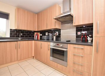 Thumbnail 2 bed flat for sale in Greyford Close, Leatherhead, Surrey
