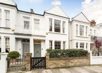 Thumbnail 4 bed terraced house for sale in Hurlingham Road, Parsons Green, Fulham, London