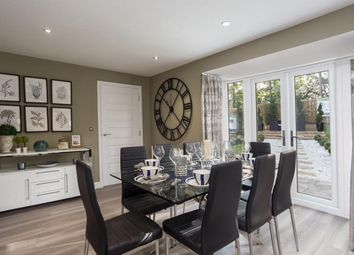 "Thumbnail 4 bed detached house for sale in ""Dunbar"" at Kirkton North, Livingston"