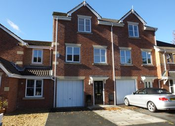 Thumbnail 3 bed town house for sale in Roberts Court, Leyland