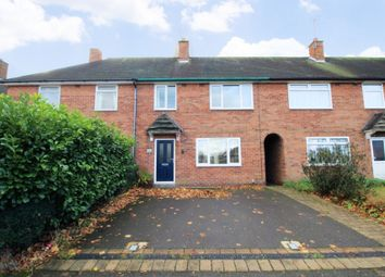 Thumbnail 3 bed terraced house for sale in Barford Road, Shirley, Solihull