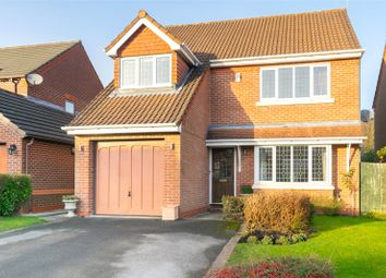 Thumbnail 4 bed detached house for sale in Wike Ridge View, Leeds, West Yorkshire