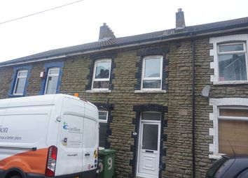 Thumbnail 3 bed terraced house for sale in Alexandra Road, Elliots Town, New Tredegar