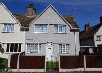 Thumbnail 3 bedroom semi-detached house for sale in Doncaster Lane, Woodlands, Doncaster
