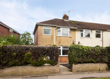 Thumbnail 3 bedroom end terrace house for sale in Nash Grove, Newport