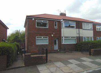 Thumbnail 2 bed flat to rent in Haughton Crescent, West Denton, Newcastle Upon Tyne