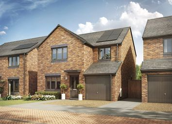"Thumbnail 4 bedroom detached house for sale in ""The Leith  "" at Lasswade Road, Edinburgh"