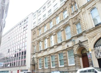 Thumbnail 1 bed flat to rent in St Stephens Street, City Centre, Bristol