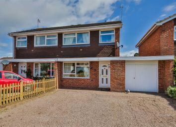 Thumbnail 3 bed semi-detached house for sale in Porter Road, Evesham