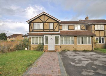 Thumbnail 5 bed property to rent in Caddy Close, Egham, Surrey
