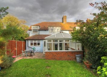 Thumbnail 5 bed end terrace house for sale in Northumberland Way, Erith