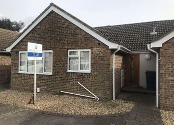 Thumbnail 2 bedroom bungalow to rent in Roman Walk, Sompting, Lancing