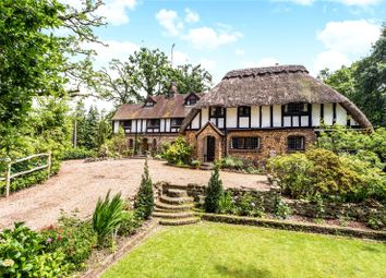 Thumbnail 6 bed detached house for sale in Spinney Lane, West Chiltington, Pulborough, West Sussex