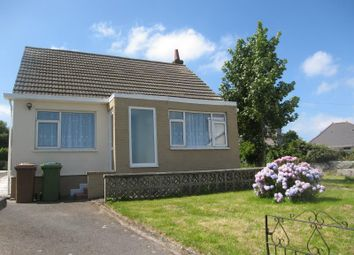 Thumbnail 2 bed detached bungalow to rent in Villiers Close, Plymstock, Plymouth, Devon