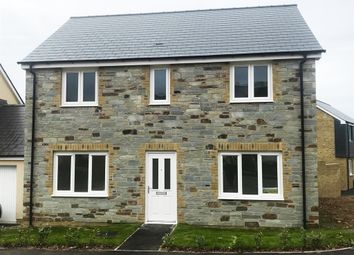 "Thumbnail 4 bedroom detached house for sale in ""The Chedworth"" at Fordh Talgarrek, Truro"