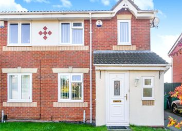 Thumbnail 3 bed semi-detached house to rent in Hilcot Green, Thorpe Astley, Leicester