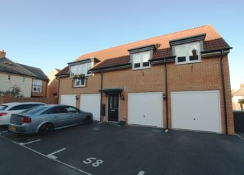 Thumbnail 2 bed property for sale in Coleridge Way, Oakham
