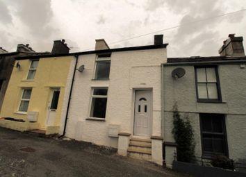 Thumbnail 2 bed terraced house for sale in Llainwen Isaf, Llanberis