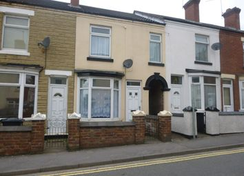 Thumbnail 2 bedroom detached house to rent in Midland Road, Swadlincote, Derbys.
