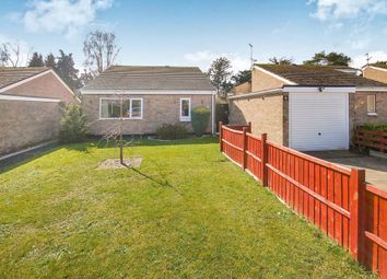 Thumbnail 3 bed detached bungalow for sale in Highlands, Thetford, Norfolk
