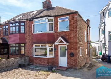 Thumbnail 3 bed semi-detached house for sale in Western Way, Barnet, Hertfordshire