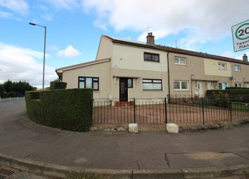 Thumbnail 4 bed end terrace house for sale in Dosk Avenue, Knightswood, Glasgow