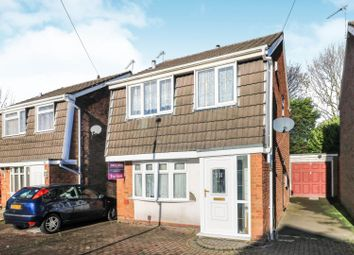 Thumbnail 3 bed detached house for sale in Helenny Close, Wednesfield, Wolverhampton