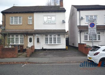 Thumbnail 3 bedroom semi-detached house to rent in Dunstall Road, Wolverhampton