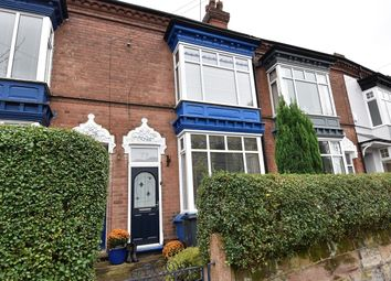 Thumbnail 3 bed terraced house for sale in Mary Vale Road, Bournville, Birmingham