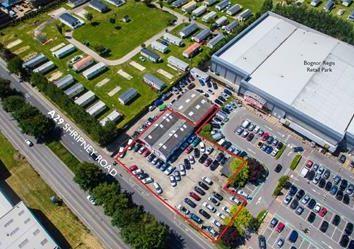 Thumbnail Commercial property for sale in Bognor Garage Car Sales, Shripney Road, Bognor Regis