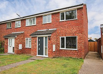 Thumbnail 3 bed end terrace house for sale in Carnation Way, Red Lodge