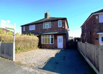 Thumbnail 3 bedroom semi-detached house for sale in Somerville Avenue, May Bank, Newcastle-Under-Lyme