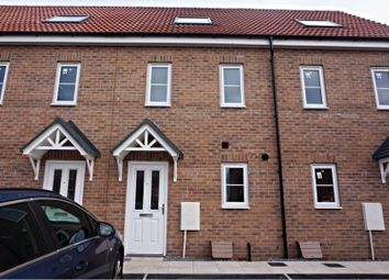 Thumbnail 3 bed terraced house to rent in Bounty Drive, Hull