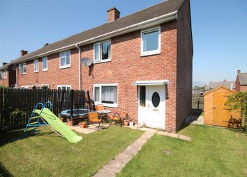 Thumbnail 3 bed semi-detached house for sale in Frosterley Gardens, Stanley, County Durham