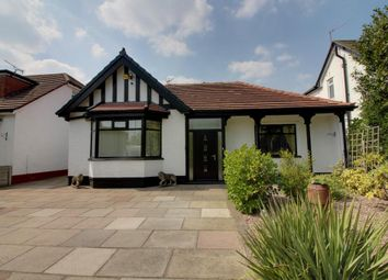 Thumbnail 3 bed detached bungalow for sale in Liverpool Road, Southport
