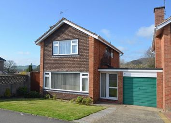 Thumbnail 3 bed detached house for sale in Millhead Road, Honiton