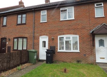 Thumbnail 3 bed terraced house to rent in Church Road, Wretton