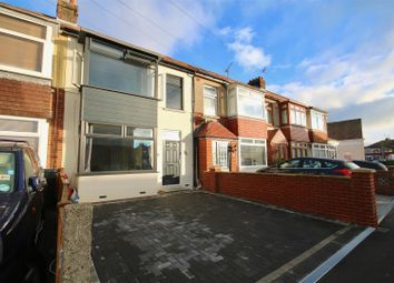 Thumbnail 4 bed terraced house for sale in Moneyfield Avenue, Portsmouth