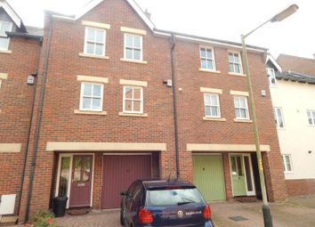 Thumbnail 3 bedroom terraced house to rent in Lovelstaithe, Norwich